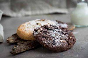 Cookies, kakor.