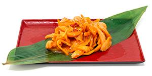 Bläckfisksallad Octopus salad