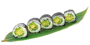 Gurkrullar Cucumber rolls