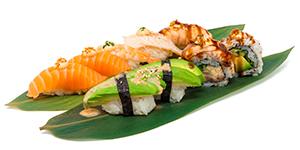 Sushiklassikern Classic Sushi